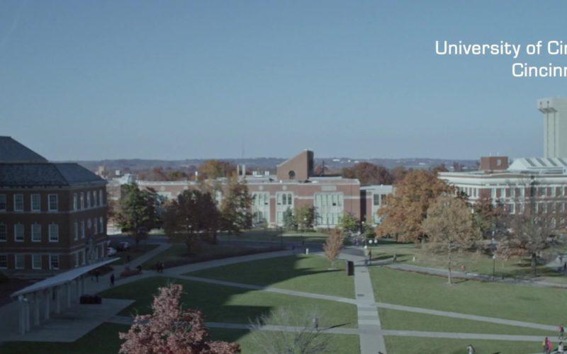 University of Cincinnati in UFO (1)