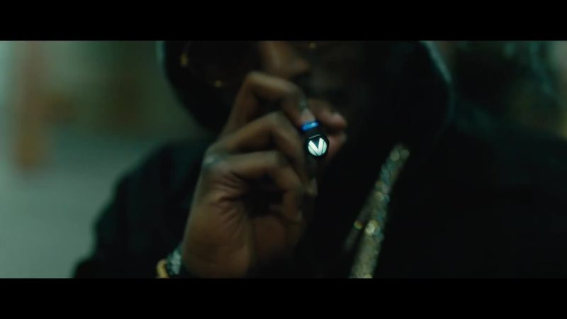 Vapen Clear Medical Marijuana Vape Pen in Backin' It Up by Pardison Fontaine feat. Cardi B (2018) Official Music Video Product Placement