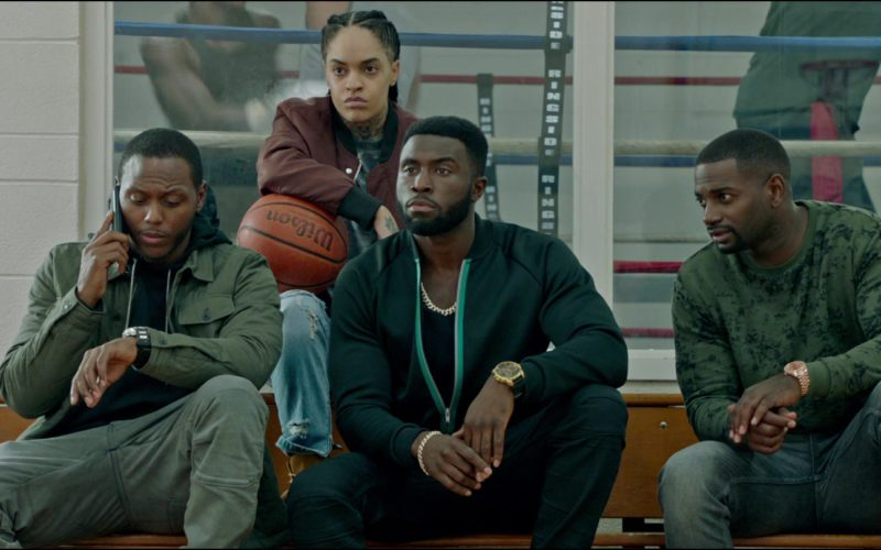 Wilson Basketball in The First Purge (1)