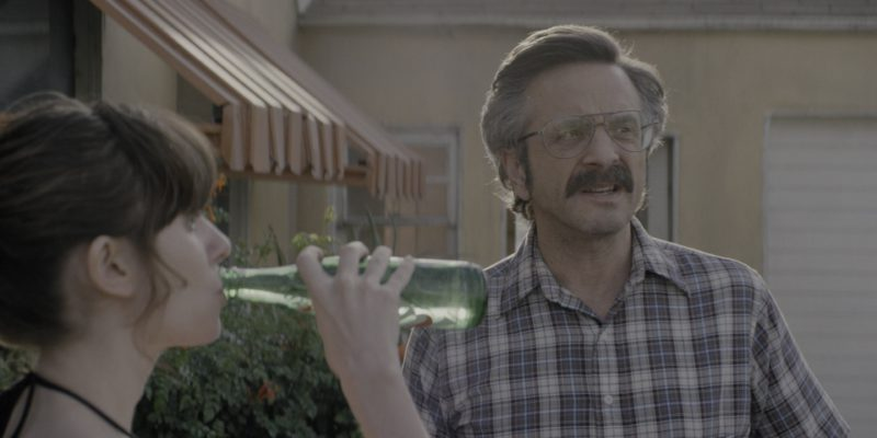 """7Up Bottle Held by Alison Brie (Ruth) in Glow Season 1 Episode 9: """"The Liberal Chokehold"""" (2017) - TV Show Product Placement"""