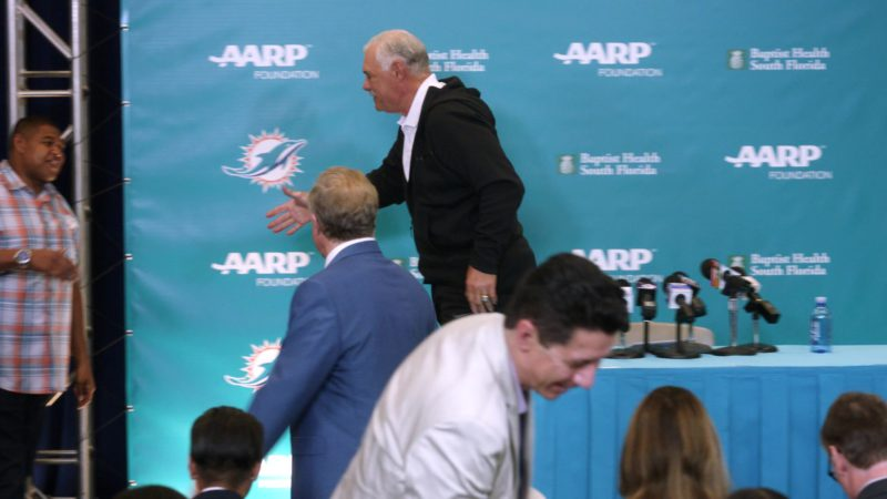 "AARP Foundation, Baptist Health South Florida and Miami Dolphins in Ballers: Season 3, Episode 9, ""Crackback"" (2017) TV Show Product Placement"