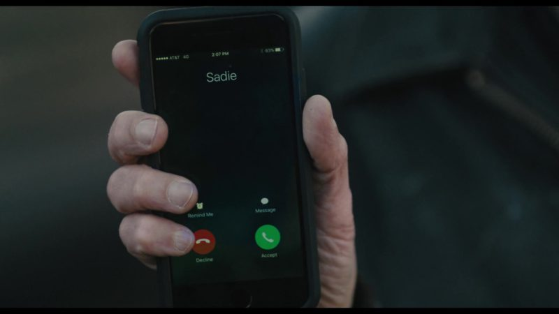 AT&T in Private Life (2018) - Movie Product Placement
