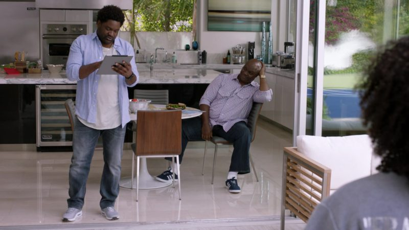 "Adidas Men's Shoes in Ballers: Season 3, Episode 3, ""In the Teeth"" (2017) TV Show Product Placement"
