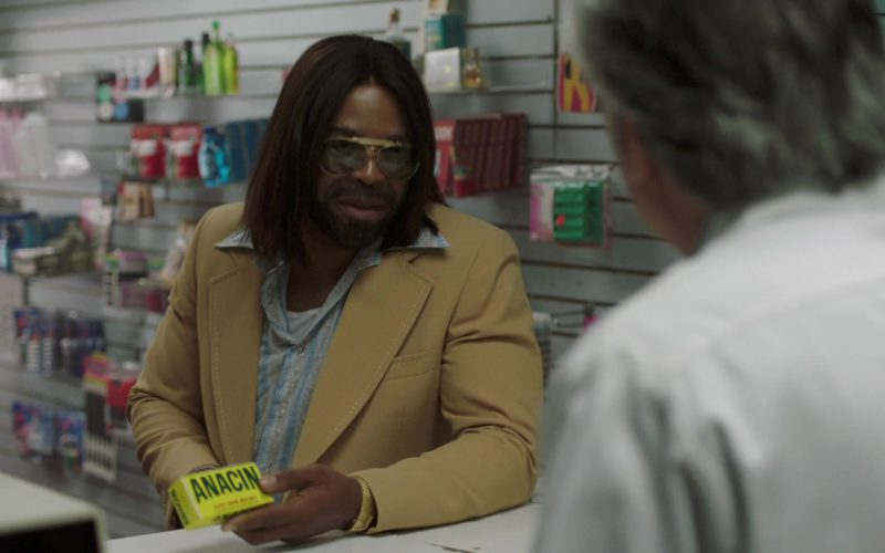 Anacin in The Deuce Season 2 Episode 8 (1)