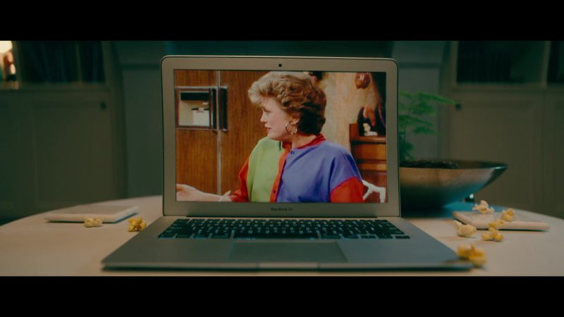 Apple MacBook Air Laptop in To All the Boys I've Loved Before (2018) Movie Product Placement