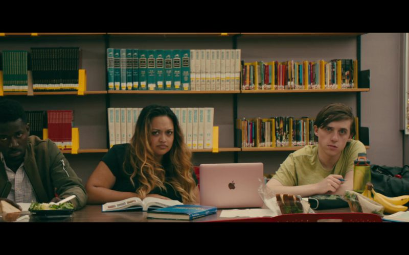 Apple MacBook Rose Gold in To All the Boys I've Loved Before (1)