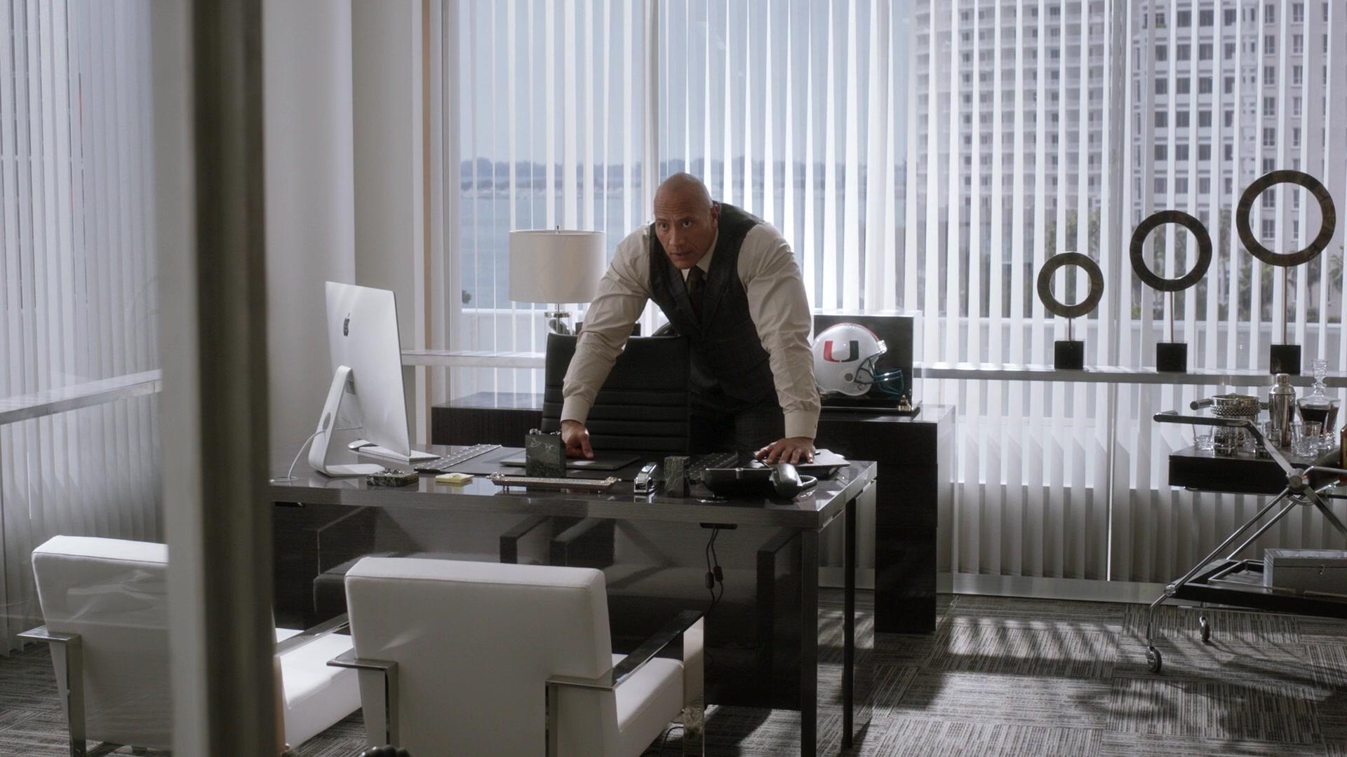"Mercedes G Class Suv >> Apple iMac Computer Used by Dwayne Johnson in Ballers: Season 3, Episode 5, ""Make Believe"" (2017 ..."