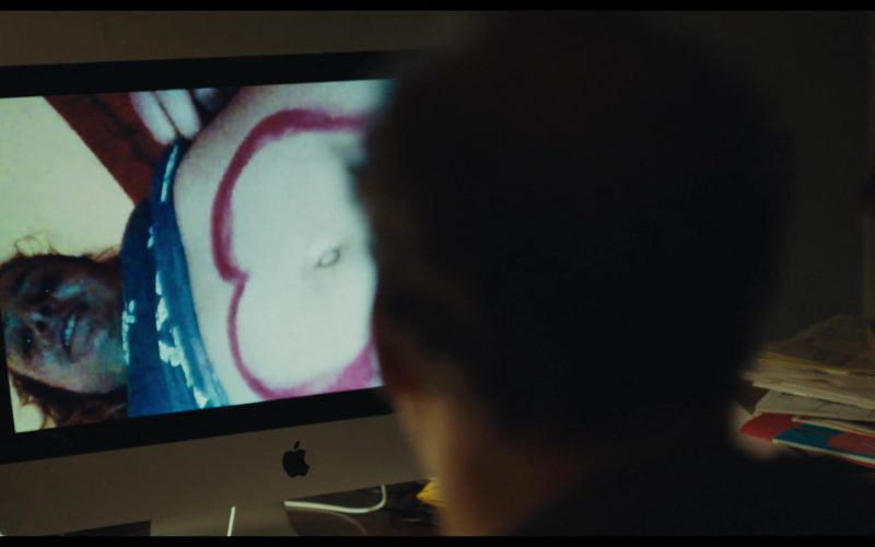 Apple iMac Computer in Private Life