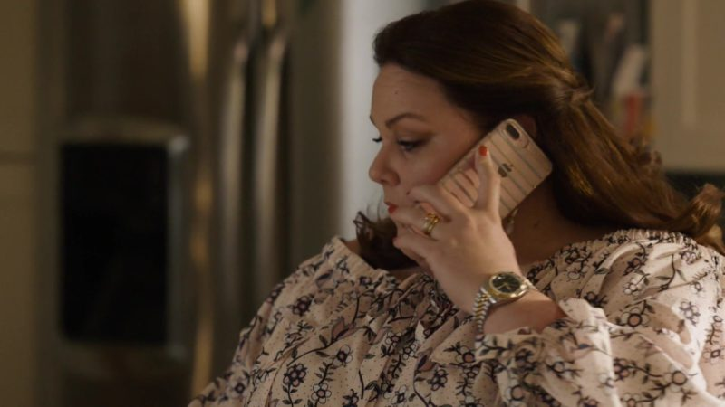Apple iPhone Used by Chrissy Metz (Kate) in This Is Us Season 3, Episode 6: 'Kamsahamnida' (2018) - TV Show Product Placement