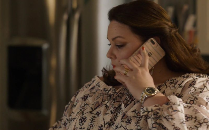 Apple iPhone Used by Chrissy Metz (Kate) in This Is Us Season 3, Episode 6 (1)