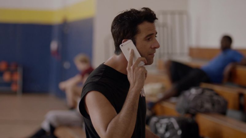 """Apple iPhone Used by Troy Garity in Ballers: Season 2, Episode 7, """"Everybody Knows"""" (2016) - TV Show Product Placement"""