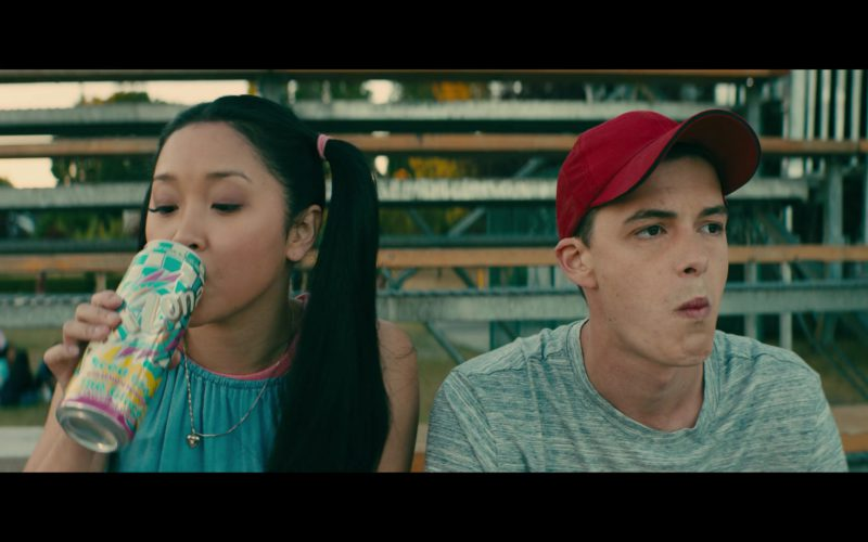 Arizona Lemon Iced Tea in To All the Boys I've Loved Before (1)