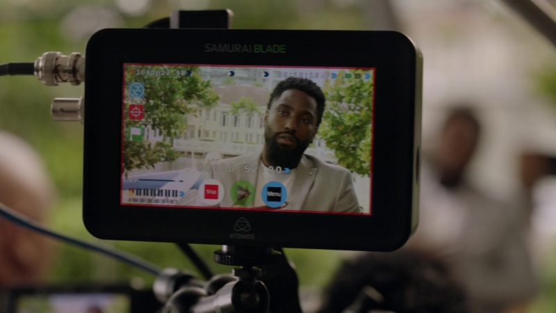 "Atomos Samurai Blade in Ballers: Season 1, Episode 6, ""Everything Is Everything"" (2015) - TV Show Product Placement"