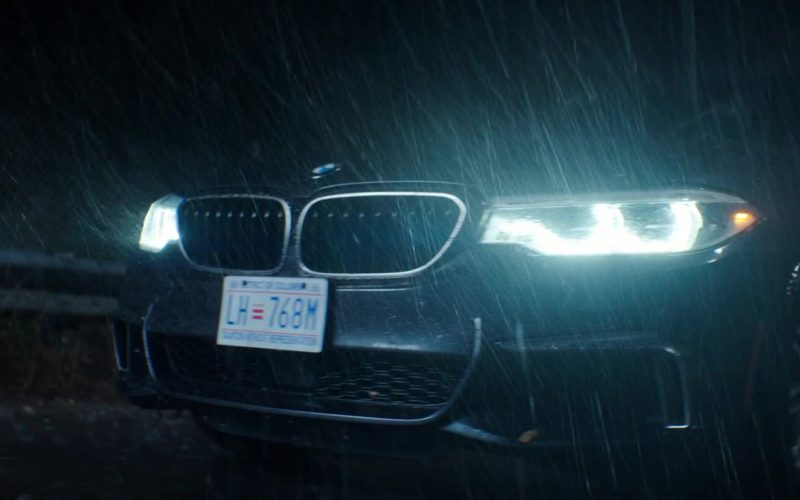 BMW M550i Car Used by Denzel Washington in The Equalizer 2 (1)
