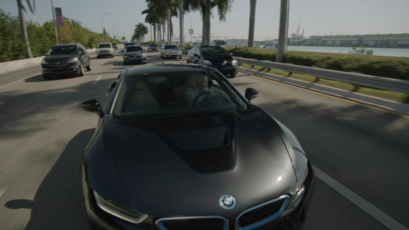 """BMW i8 Driven by Rob Corddry (Joe) in Ballers: Season 1, Episode 8, """"Gaslighting"""" (2015) TV Show Product Placement"""
