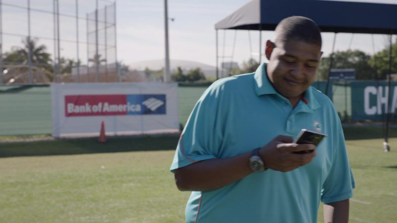 "Bank Of America in Ballers: Season 2, Episode 10, ""Game Day"" (2016) - TV Show Product Placement"