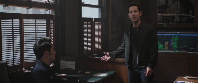 Bankers Box in Ant-Man and the Wasp (2018, Marvel Studios) Movie Product Placement