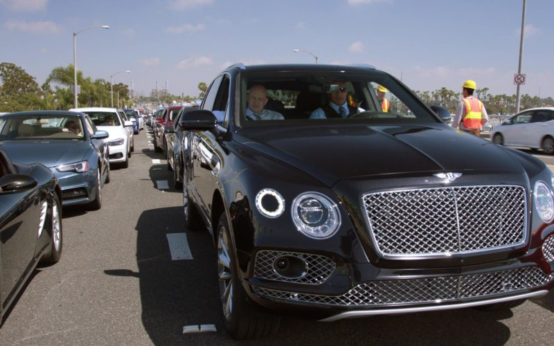 Bentley Bentayga Luxury SUV Driven by Dwayne Johnson in Ballers (1)