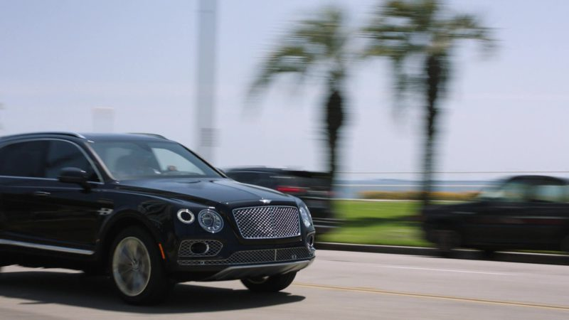 """Bentley Bentayga Used by Dwayne Johnson in Ballers: Season 3, Episode 8, """"Alley-Oops"""" (2017) TV Show Product Placement"""