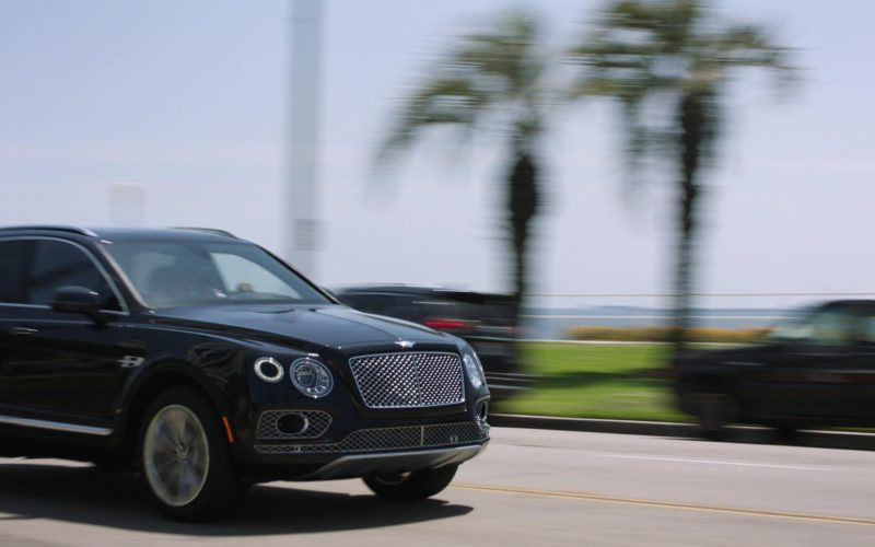 Bentley Bentayga Used by Dwayne Johnson in Ballers (5)