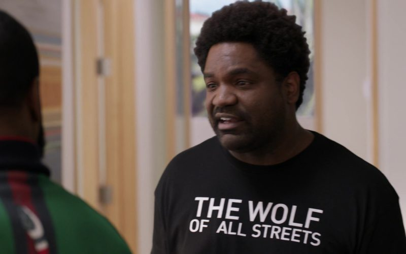 Brooklyn Projects The Wolf Of All Streets T-Shirt in Ballers (3)