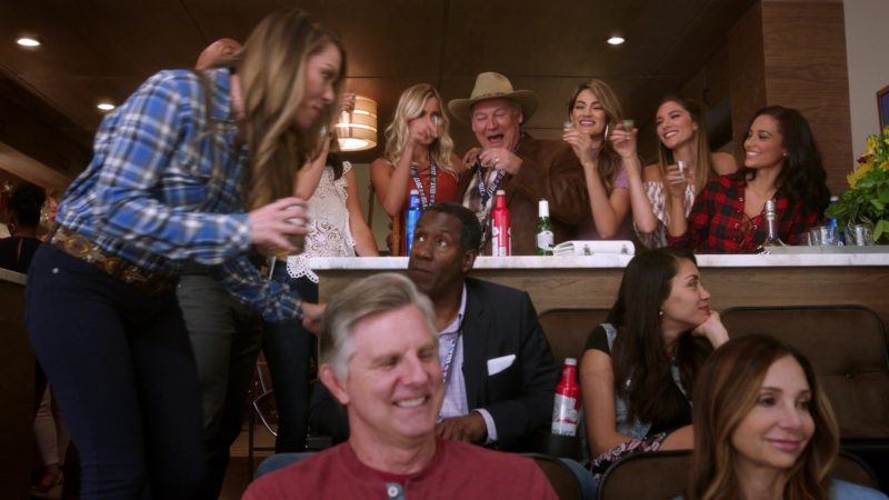 "Bud Light Beer and Budweiser Beer in Ballers: Season 3, Episode 2, ""Bull Rush"" (2017) TV Show Product Placement"