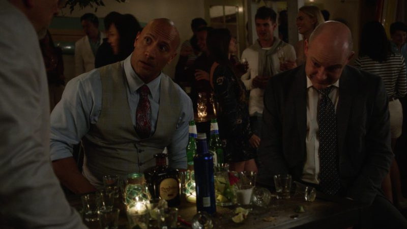"Bud Light, Peroni Beer, Don Julio Tequila Drunk by Dwayne Johnson and Rob Corddry in Ballers: Season 3, Episode 6, ""I Hate New York"" (2017) - TV Show Product Placement"