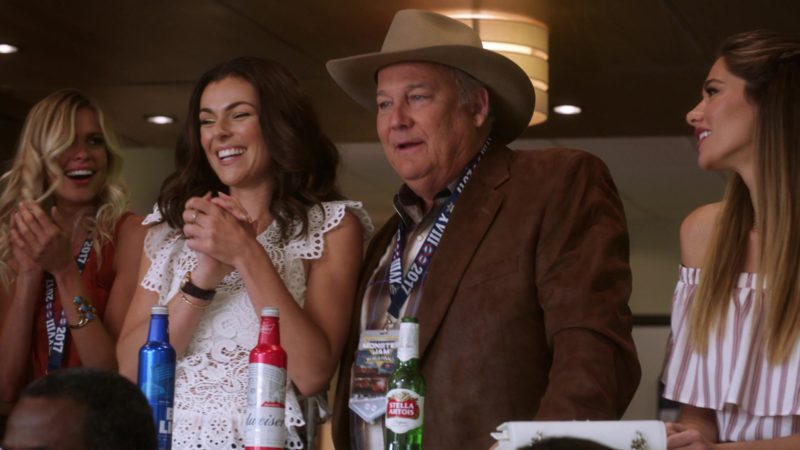 "Budweiser and Stella Artois Beer in Ballers: Season 3, Episode 2, ""Bull Rush"" (2017) TV Show Product Placement"