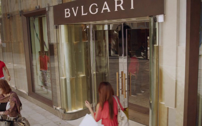 Bulgari Jewelry Store in Ballers (1)