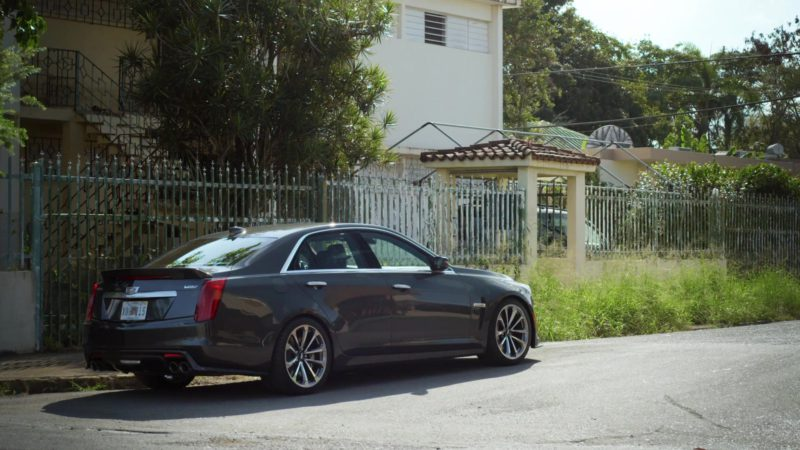 "Cadillac CTS Car Driven by Adam Brody in StartUp: Season 1, Episode 7, ""Valuation"" (2016) - TV Show Product Placement"