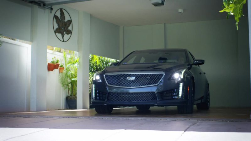 "Cadillac CTS Car Driven by Adam Brody in StartUp: Season 1, Episode 6, ""Bootstrapped"" (2016) - TV Show Product Placement"