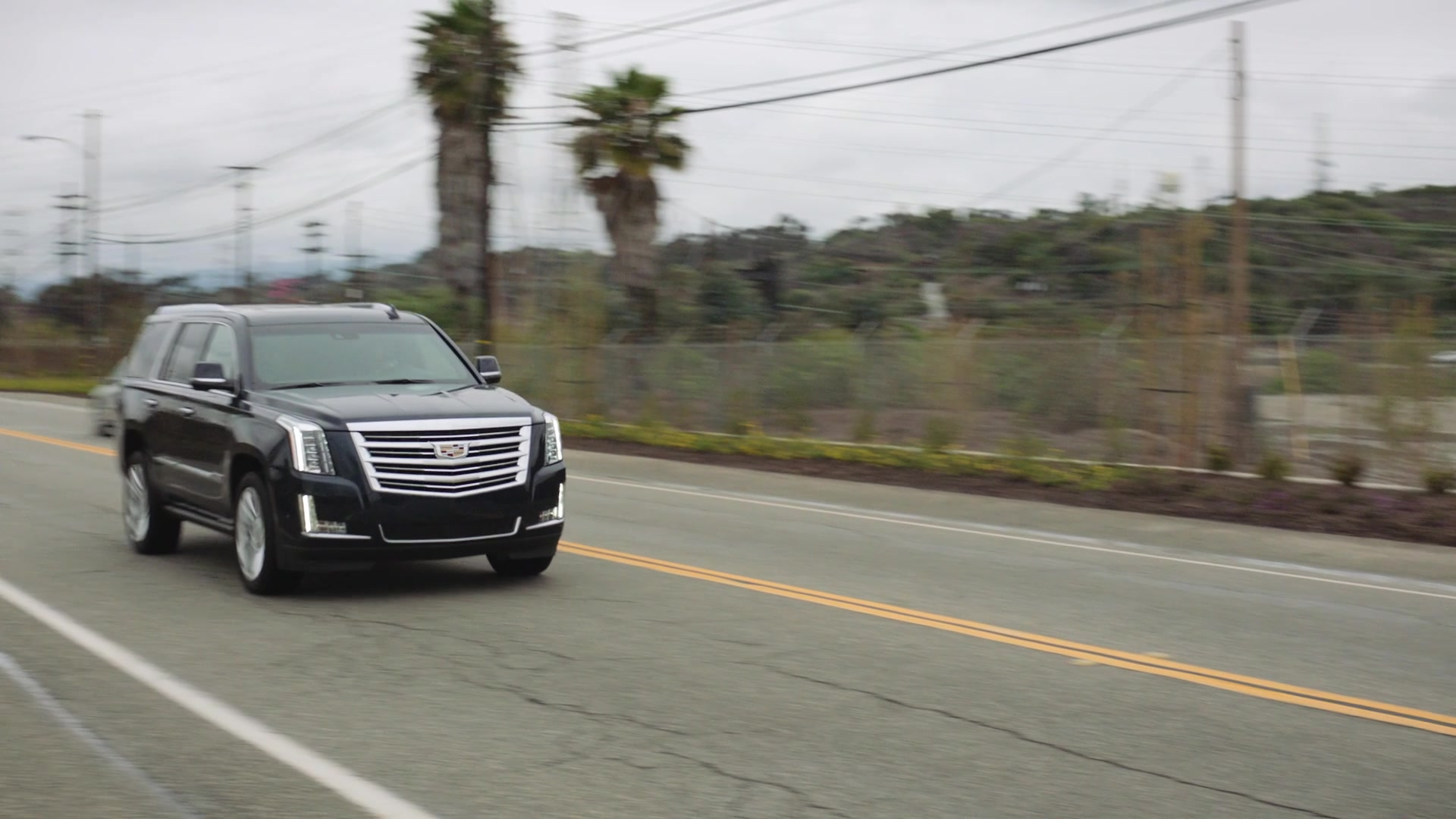 Cadillac Escalade Car Used By Omar Benson Miller In Ballers Season