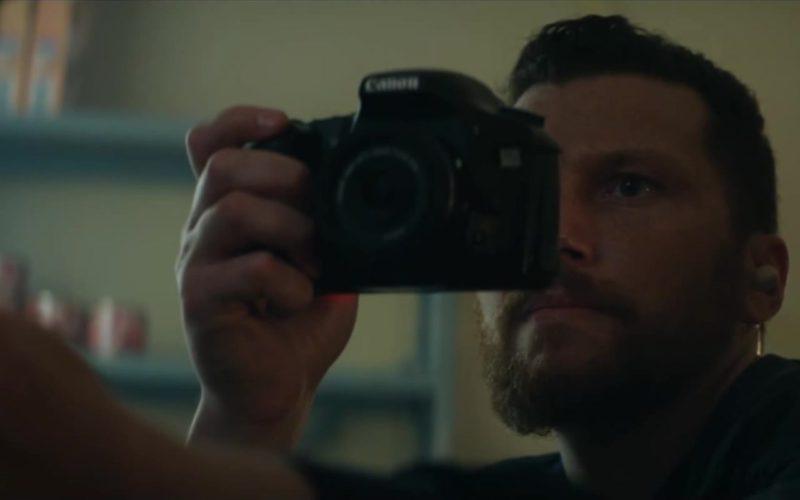 Canon Camera in Mile 22