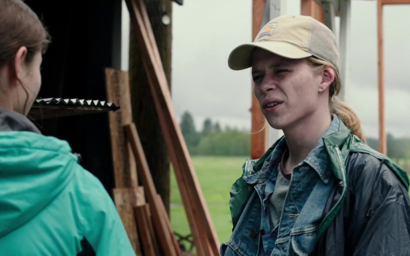 Carhartt Cap in Leave No Trace (1)