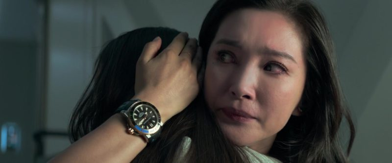 Carl F. Bucherer Watch Worn by Li Bingbing in The Meg (2018) Movie Product Placement