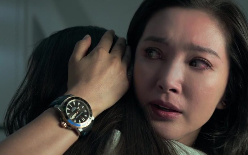 Carl F. Bucherer Watch Worn by Li Bingbing in The Meg (8)