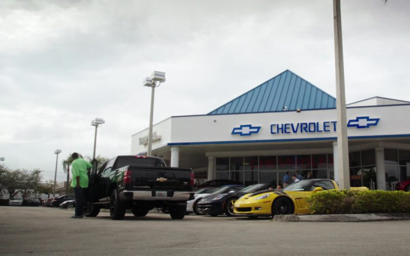 Chevrolet Car Dealership in Ballers
