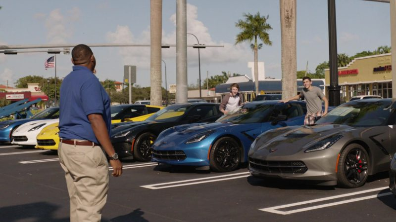 "Chevrolet Cars in Ballers: Season 1, Episode 2, ""Raise Up"" (2015) - TV Show Product Placement"