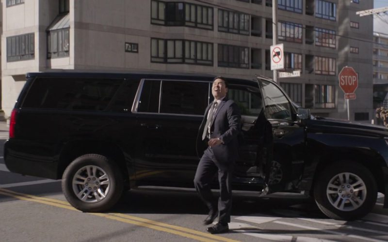 Chevrolet Suburban SUVs in Ant-Man and the Wasp (1)