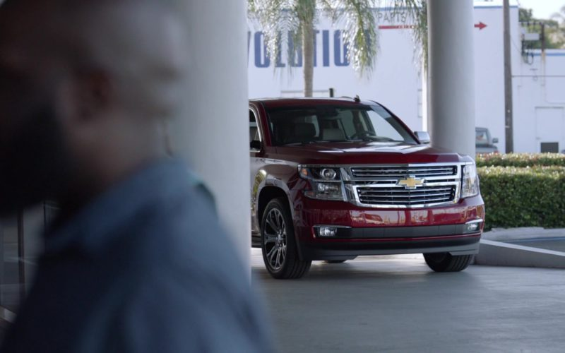 Chevrolet Tahoe Car in Ballers (1)