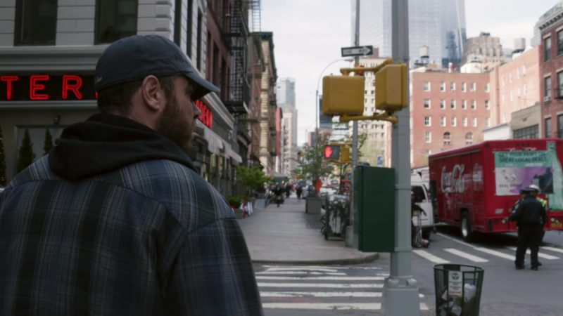 """Coca-Cola Truck in Ray Donovan Season 6, Episode 1, """"Staten Island"""": Part 1 (2018) - TV Show Product Placement"""