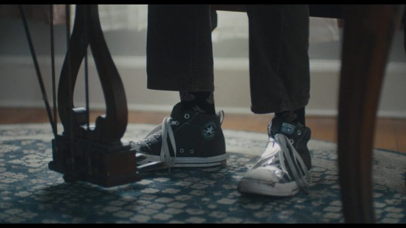 Converse All Star Shoes in Private Life (2018) Movie Product Placement