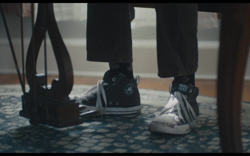 Converse All Star Shoes in Private Life