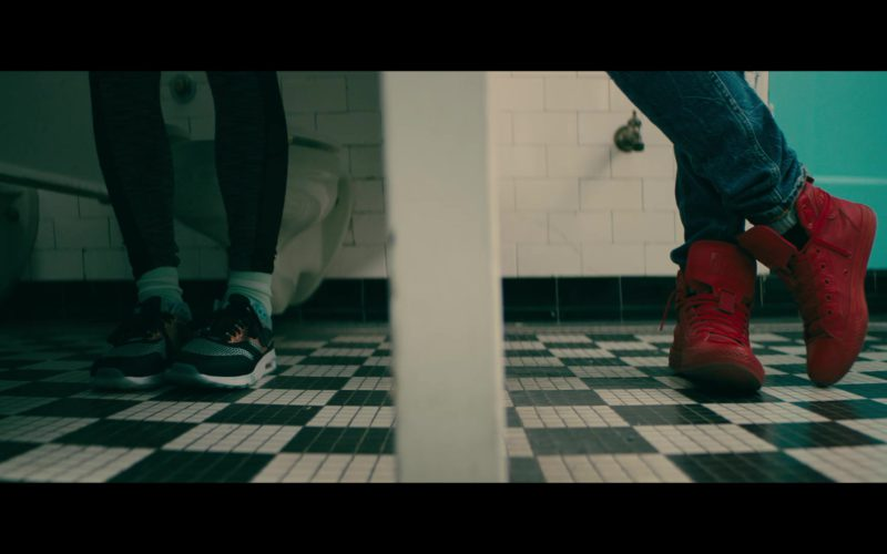 Converse Red High Top Shoes in To All the Boys I've Loved Before (1)