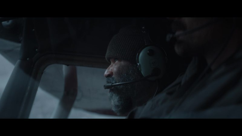 David Clark Headsets in Hold the Dark (2018) Movie Product Placement