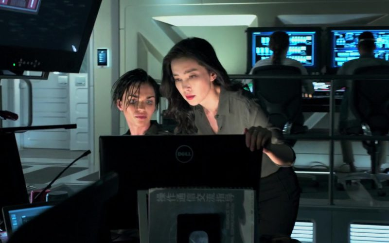 Dell All-In-One Computer Used by Ruby Rose in The Meg (2)