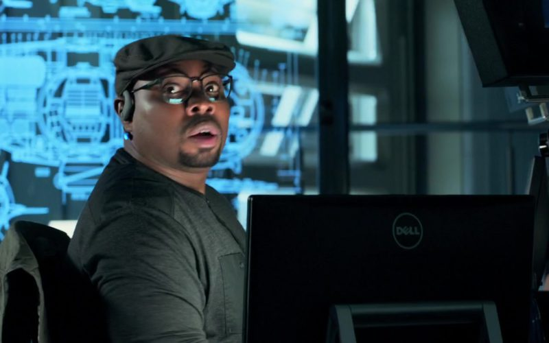 Dell All-In-One PC Used by Page Kennedy in The Meg (3)