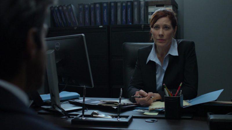 "Dell Computer in Daredevil: Season 3 Episode 1 ""Resurrection"" (2018) TV Show Product Placement"