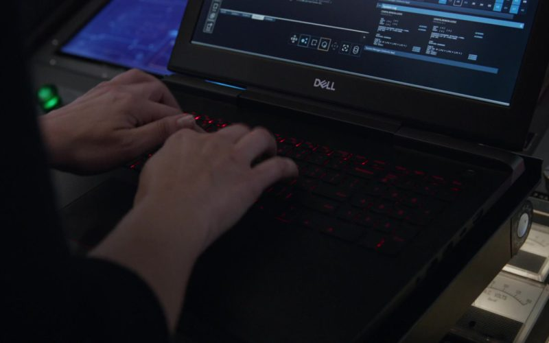 Dell Laptop Used by Evangeline Lilly in Ant-Man and the Wasp