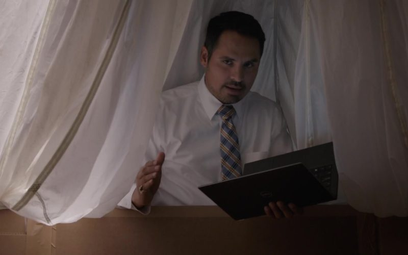 Dell Laptop Used by Michael Peña in Ant-Man and the Wasp (3)